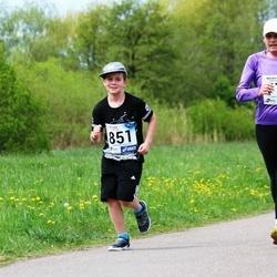 46. jooks ümber Harku järve - Henri Vaino (851)
