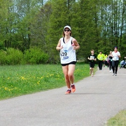 46. jooks ümber Harku järve - Maali Suitso (620)
