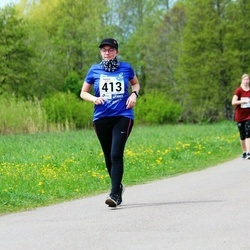 46. jooks ümber Harku järve - Maret Ney (413)