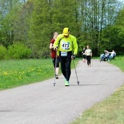 46. jooks ümber Harku järve - Matti Pihel (473)