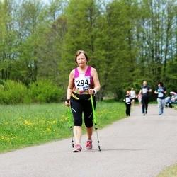 46. jooks ümber Harku järve - Ilse Laur (294)