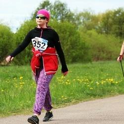 46. jooks ümber Harku järve - Janina Martjanova (352)