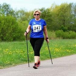 46. jooks ümber Harku järve - Anu Kruusimägi (247)