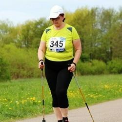 46. jooks ümber Harku järve - Merli Mander (345)