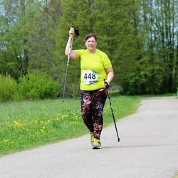46. jooks ümber Harku järve - Ülle Pajumäe (448)