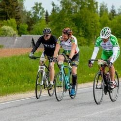 36. Tartu Rattaralli - Ardo Mõttus (5288), Harri Vihalemm (5307), Arno Tammjärv (5523)