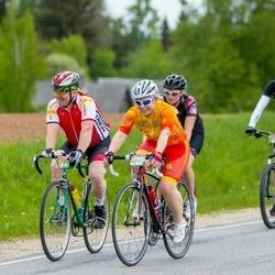 36. Tartu Rattaralli - Anneli Sitska (5663), Kalle Korol (5799)