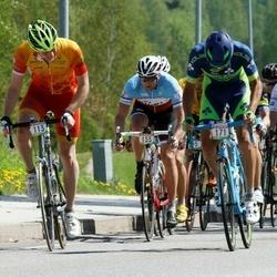 36. Tartu Rattaralli - Aivo Ilves (113), Andre Pukk (133), Andrii Bratashchuk (171)