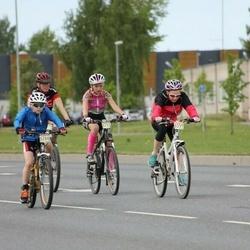36. Tartu Rattaralli - Liisi Ruuven (6253), Karl Robert Nõmmik (6266), Jaanus Pallo (6273), Annabel Nõmmik (6359)