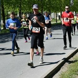 Rimi Juunijooks - Karl Parbo (33), Arvi Matvei (45), Olga Kiselenko (59), Reet Luhaäär (83), Aleksei Tereštšenkov (453)