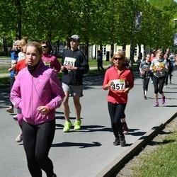 Rimi Juunijooks - Marek Kisper (280), Helena Mai Kaasik (433), Pille Lukk (457)