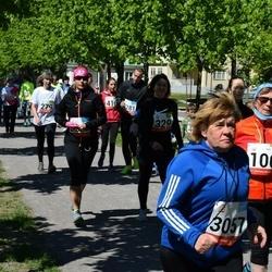 Rimi Juunijooks - Anna Bakova (100), Aime Veskimäe (279), Marina Kumanina (329)