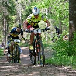 Valgehobusemäe Rattamaraton - Caspar Austa (6), Gert Jõeäär (7)