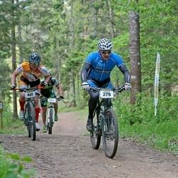 Valgehobusemäe Rattamaraton - Ivar Kivimäe (279), Ergo Raudsepp (441)