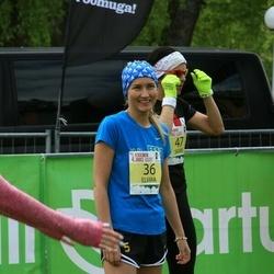 4. Kekkoneni jooks - Elvira Eiduks (36), Signe Uibo (47)