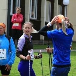 4. Kekkoneni jooks - Annika Paluoja (209), Triin Vaagert (214)