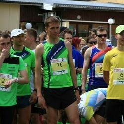 4. Kekkoneni jooks - Olari Orm (2), Mardo Lundver (6), Rauno Laumets (76)