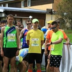 4. Kekkoneni jooks - Mardo Lundver (6), Heimar Pehk (10), Mart Norman (12), Rauno Laumets (76)