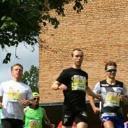 4. Kekkoneni jooks - Karl Erik Rabakukk (46), Andreas Veerpalu (80), Johan Talihärm (91)