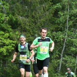 4. Kekkoneni jooks - Olari Orm (2), Andreas Kraas (88)