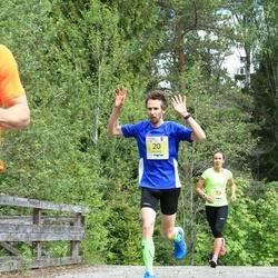 4. Kekkoneni jooks - Urmas Liin (20)