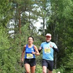4. Kekkoneni jooks - Priit Rebane (57), Kitty Kubo (81)