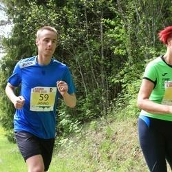 4. Kekkoneni jooks - Janno Kikojan (59), Tea Mey (61)
