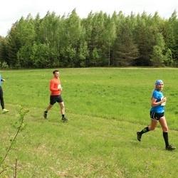 4. Kekkoneni jooks - Elvira Eiduks (36), Rene Puhk (58)