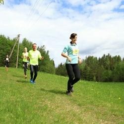 4. Kekkoneni jooks - Helin Kumm (52), Rainis Uibo (77)