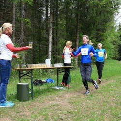 4. Kekkoneni jooks - Kätlin Markvart (65), Kersti Sults (211)