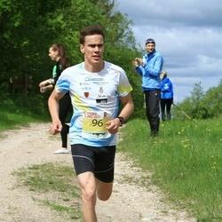 4. Kekkoneni jooks - Kenny Kivikas (96)