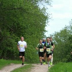 4. Kekkoneni jooks - Andreas Kraas (88), Tõnis Laugesaar (90), Johan Talihärm (91)