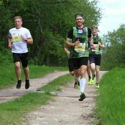 4. Kekkoneni jooks - Andreas Kraas (88), Johan Talihärm (91)