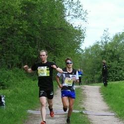 4. Kekkoneni jooks - Karl Erik Rabakukk (46), Andreas Veerpalu (80)