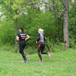 4. Kekkoneni jooks - Laura Koppas (27), Signe Uibo (47)