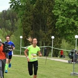 4. Kekkoneni jooks - Urmas Liin (20), Meril Beilmann (93)