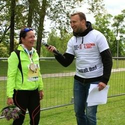 4. Kekkoneni jooks - Annika Pang (92)