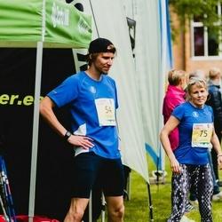 4. Kekkoneni jooks - Tauri Arumäe (54), Siiri Pilt (75)