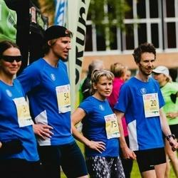 4. Kekkoneni jooks - Urmas Liin (20), Siiri Pilt (75)