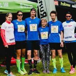 4. Kekkoneni jooks - Urmas Liin (20), Maria Sarv (31), Tauri Arumäe (54), Siiri Pilt (75)