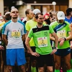 4. Kekkoneni jooks - Olari Orm (2), Mart Norman (12), Gunnar Kingo (32)