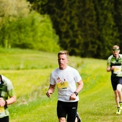 4. Kekkoneni jooks - Johan Talihärm (91)