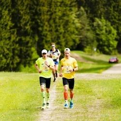 4. Kekkoneni jooks - Mardo Lundver (6), Indrek Ermel (43)