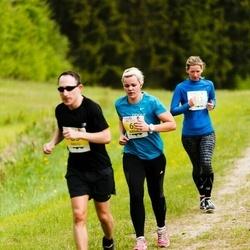 4. Kekkoneni jooks - Raivo Laanemets (63), Kätlin Markvart (65)