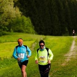 4. Kekkoneni jooks - Annika Pang (92), Triin Vaagert (214)