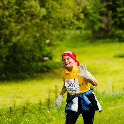 4. Kekkoneni jooks - Anu-Helju Täär (201)