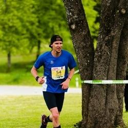 4. Kekkoneni jooks - Tauri Arumäe (54)