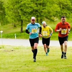 4. Kekkoneni jooks - Priit Rebane (57), Rene Puhk (58), Ivo Särak (73)