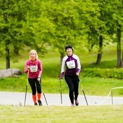 4. Kekkoneni jooks - Annika Paluoja (209), Kristiina Roht (210)