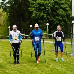 4. Kekkoneni jooks - Ester Peterson (23), Kärt Rebane (202), Tene Järvsoo (203)